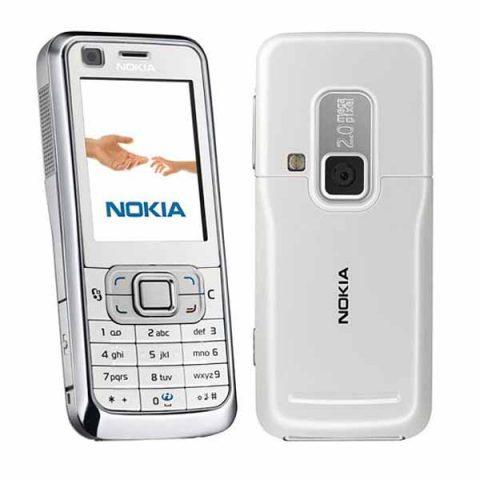 Điện thoại Nokia 6120 Classic