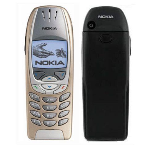 Điện Thoại Nokia 6310i Mercedes