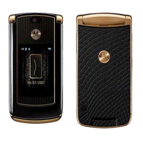 Điện thoai Motorola V8 Gold Luxury