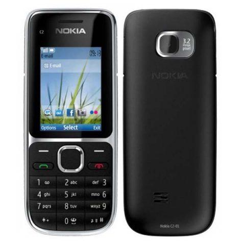 Điện thoại Nokia C2 01