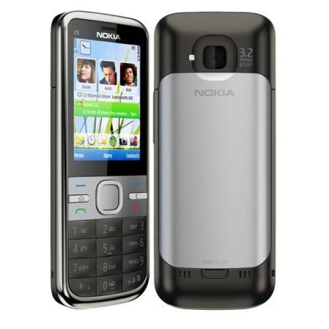 Điện thoại Nokia C5 00
