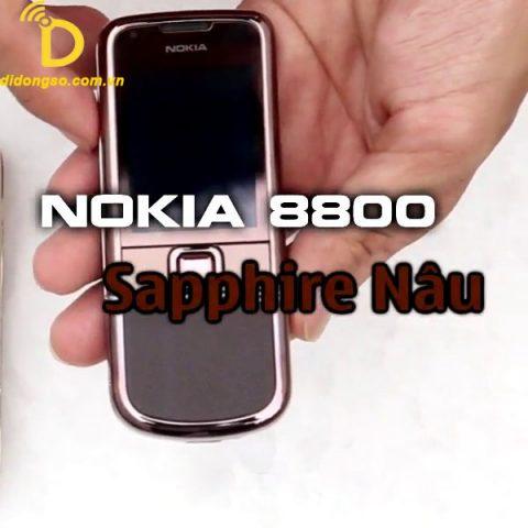Báo giá sửa chữa Nokia 8800