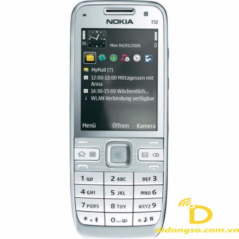 Địa chỉ sửa điện thoại Nokia E52 giá rẻ