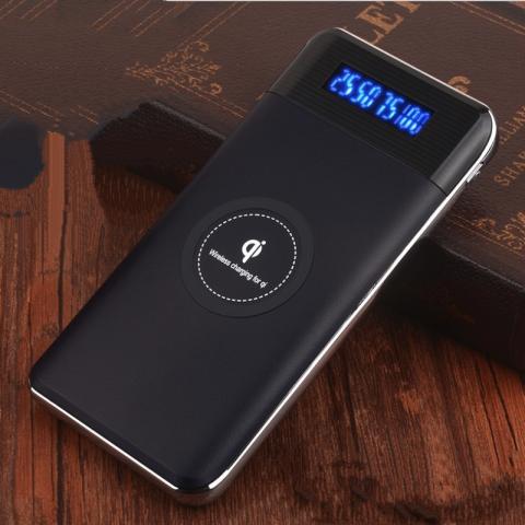 Pin sạc dự phòng không dây QI Wireless 10000 mAh