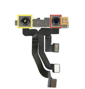 Giá thay camera trước iPhone Xs chính hãng