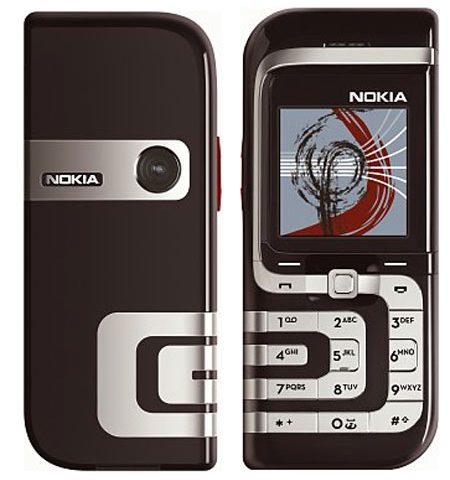 Nokia 7260 – Chiếc Lá Nhỏ