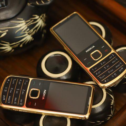 Nokia 6700 Vàng Hồng