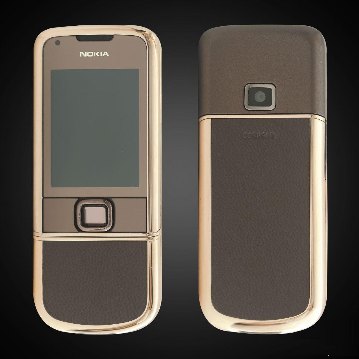 Nokia 8800 Rose Gold Da Nâu