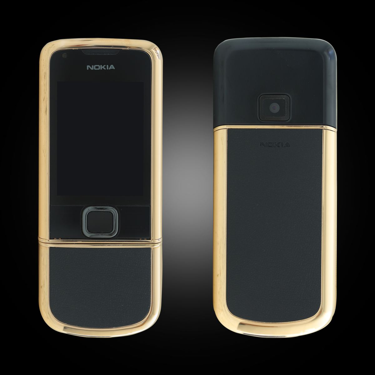 Nokia 8800 Rose gold da den