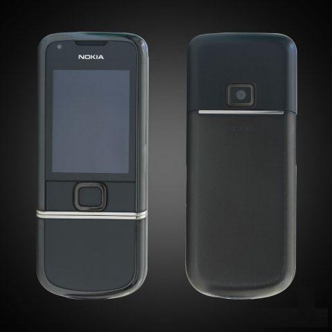 Nokia 8800E Sapphire Arte Black Like New Zin 98%