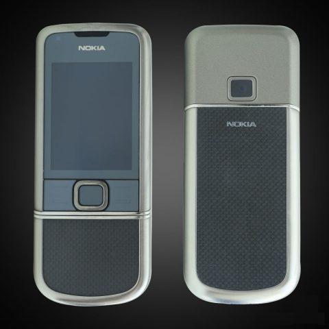 Nokia 8800E Carbon Arte 4G New Full Box