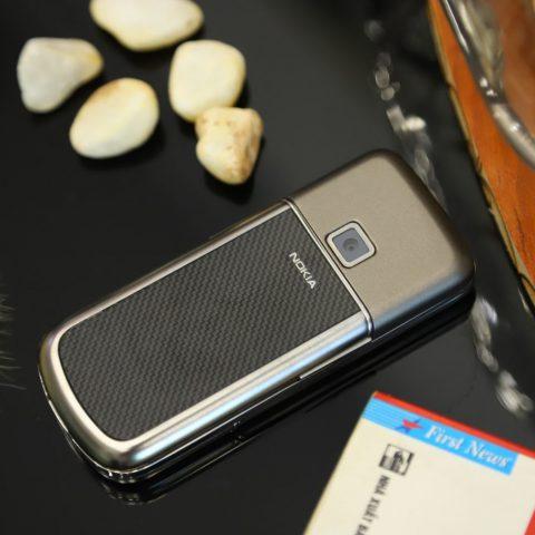 Nokia 8800E Carbon Arte 4G Đẹp Xuất Sắc