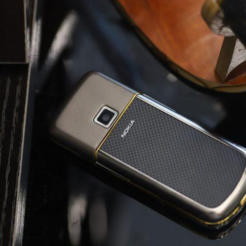 Nokia 8800E Carbon Arte 4G Điểm Vàng Mới Lạ